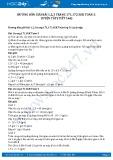 Giải bài luyện tập tiết 166 SGK Toán 5
