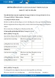 Hướng dẫn giải bài C2,C3 trang 35 SGK Vật lý 7