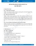 Hướng dẫn giải bài tập bài Cuốn sổ tay SGK Tiếng Việt 3