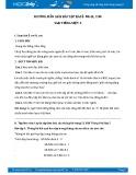 Hướng dẫn giải bài tập bài Ê- mi-li, con SGK Tiếng Việt 5