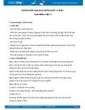 Hướng dẫn giải bài tập bài Đất Cà Mau SGK Tiếng Việt 5
