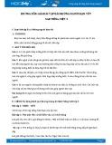 Hướng dẫn giải bài tập bài Những người bạn tốt SGK Tiếng Việt 5