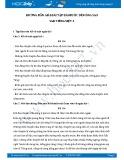 Hướng dẫn giải bài tập bài Rước đèn ông sao SGK Tiếng Việt 3