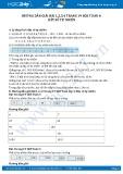 Giải bài dãy số tự nhiên SGK Toán 4