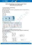 Giải bài bảng đơn vị đo khối lượng SGK Toán 4