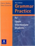 grammar practice for upper intermediate students with key
