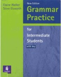 Ebook Grammar Practice for intermediate students with key
