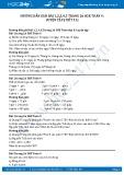 Giải bài luyện tập tiết 21 SGK Toán 4