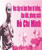 Học tập và làm theo phong cách Hồ Chí Minh