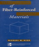 Ebook Stress analysis of fiber - Reinforced composite materials: Part 1