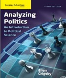 Ebook Analyzing politics - An introduction to political science (5th edition): Part 1