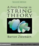 Ebook A first course in string theory (2nd edition): Part 1