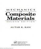 Ebook Mechanics of composite materials (2nd edition): Part 1