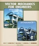 Ebook Vector mechanics for engineers - Statics and dynamics (9th edition): Part 1