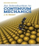 Ebook An introduction to continuum mechanics (2nd edition): Part 1