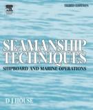 Ebook Seamanship techniques (3rd edition): Part 1