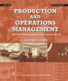 Ebook Production and operations management (2nd edition): Part 2