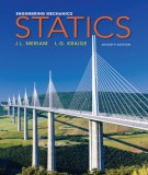 Ebook Engineering mechanics (Volume 1: Statics - 7th edition): Part 1