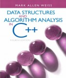 Ebook Data structures and algorithm analysis in C++ (4th edition): Part 2