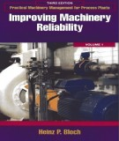 Ebook Improving machinery reliability (3rd edition): Part 1