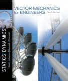 Ebook Vector mechanics for engineers - Statics and dynamics (10th edition): Part 1