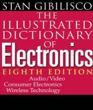 Ebook The illustrated dictionary of electronics: Part 2