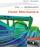 Ebook Introduction fluid mechanics (8th edition): Part 1