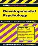 developmental psychology: part 1