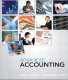 Ebook Advanced accounting (11th edition): Part 1