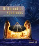 Ebook A first course in differential equations (9th edition): Part 1