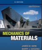 Ebook Mechanics of materials (8th edition): Part 1 - James M.Gere, Bary J.Goodno