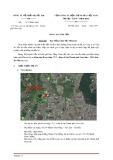 Báo cáo tóm tắt Dự án CT2 - Thành phố Giao lưu