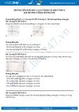 Giải bài hai đường thẳng vuông góc SGK Toán 4