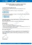 Giải bài vẽ hai đường thẳng song song SGK Toán 4
