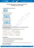 Hướng dẫn giải bài 1,2 trang 49 SGK Toán 4