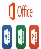 Tin học văn phòng Word + Excel + Powerpoint