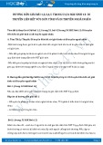 Hướng dẫn giải bài 4,5 trang 54 SGK Sinh học 12