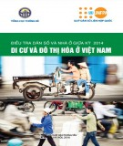 Ebook Điều tra dân số và nhà ở giữa kỳ 2014: Di cư và đô thị hóa ở Việt Nam
