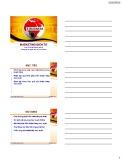 Bài giảng Kinh doanh điện tử: Chương 3 - ĐH Ngân hàng TP. Hồ Chí Minh