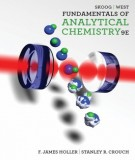 Ebook Fundamentals of analytical chemistry (9th edition): Part 1
