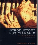 Ebook Introductory musicianship - A workbook (7th edition): Part 1