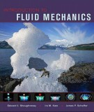 Ebook Introduction to fluid mechanics: Part 1 - Edward J. Shaughnessy