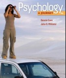 Ebook Psychology a journey (4th edition): Part 1