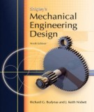 Ebook Mechanical engineering design (9th edition): Part 1