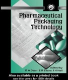 Ebook Pharmaceutical packaging technology: Part 2