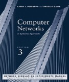 Ebook Computer network - A systems approach (3rd edition): Part 2