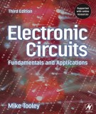 Ebook Electronic circuits - Fundamentals and applications (3rd edition): Part 2