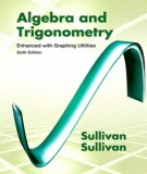 Ebook Algebra and trigonometry - Enhance with graphic utilities (6th edition): Part 1