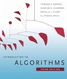 Ebook Introduction to algorithms (3rd edition): Part 1