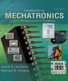 introduction to mechatronics and measurement systems (4th edition): part 1